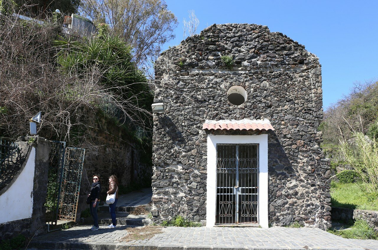 Church Of St. Anne (Chiesa Sant'Anna). Ischia-Ponte