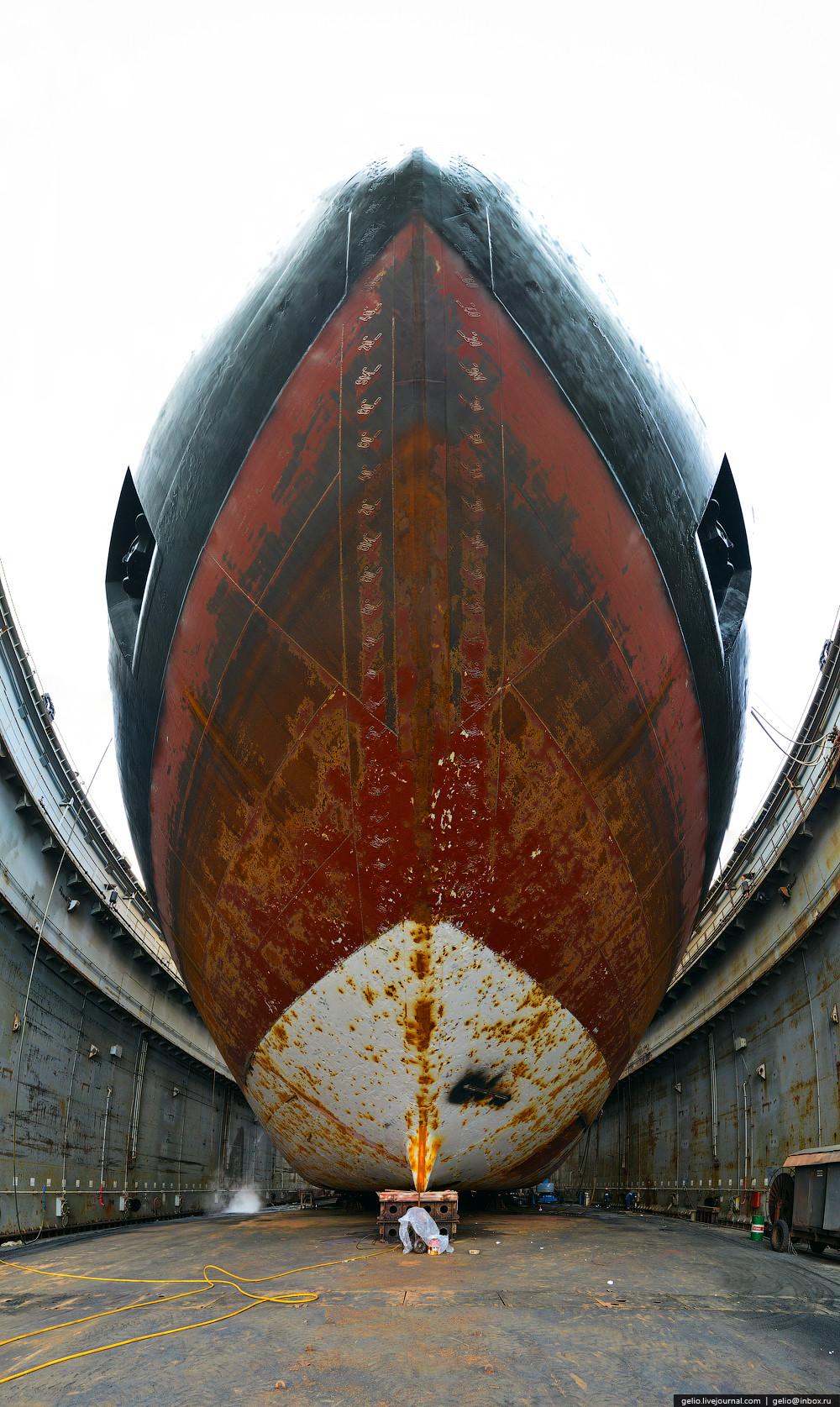 Какой он, единственный в своем роде атомный ледокольный флот России