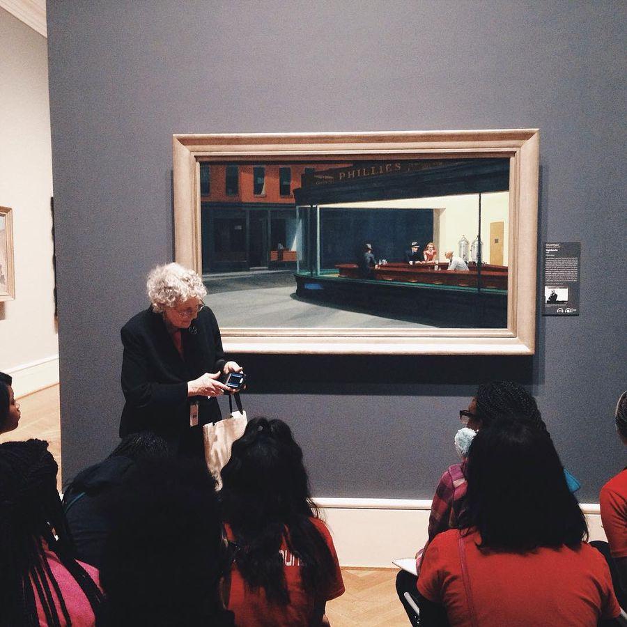 3. Чикагский институт искусств (Чикаго, США) Музей по совместительству является высшим художественны