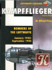 Книга Книга The Bombers of Luftwaffe