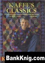 Книга Kaffe's Classics: 25 Favorite Knitting Patterns for Sweaters, Jackets, Vests and More jpg 63,45Мб