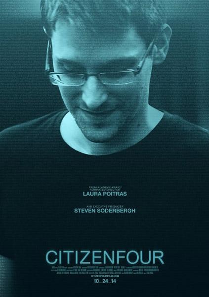 Гражданин четыре / Citizenfour (2014/WEB-DLRip)