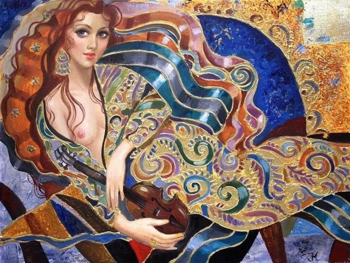 Elena Khmeleva -  Елена Хмелева