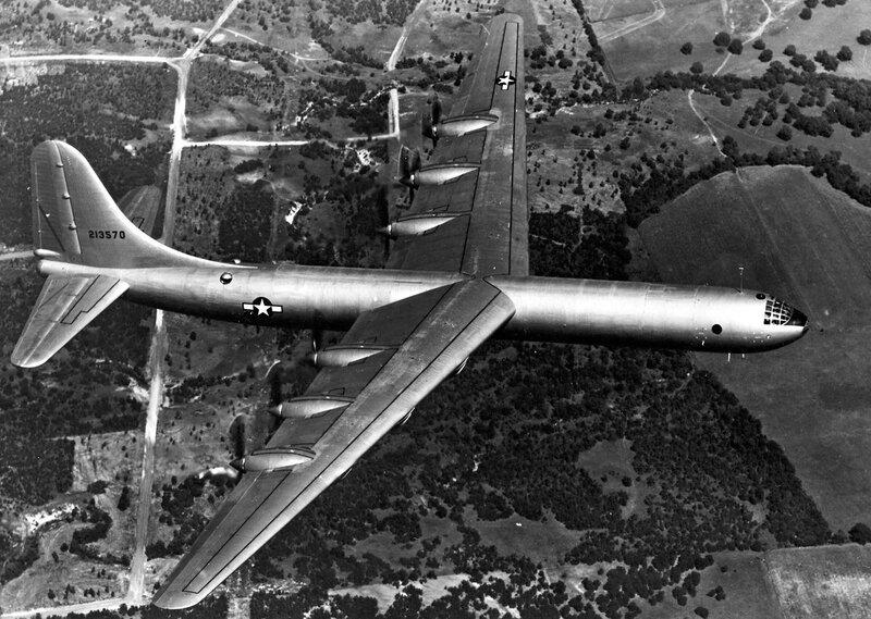 Convair XB-36