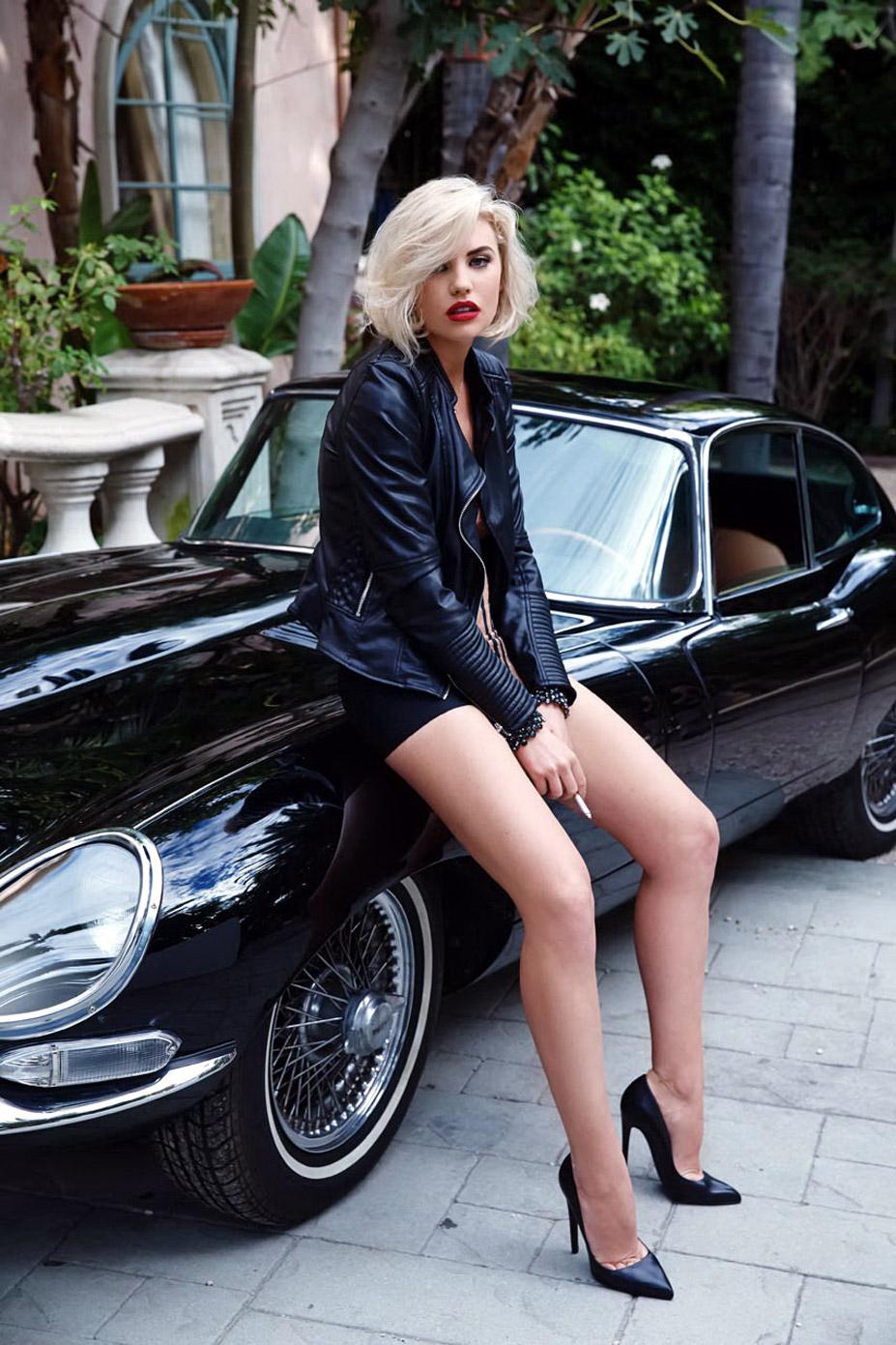 Девушка месяца Кейсли Коллинс / Kayslee Collins - Playboy USA Miss February 2015 / A classic