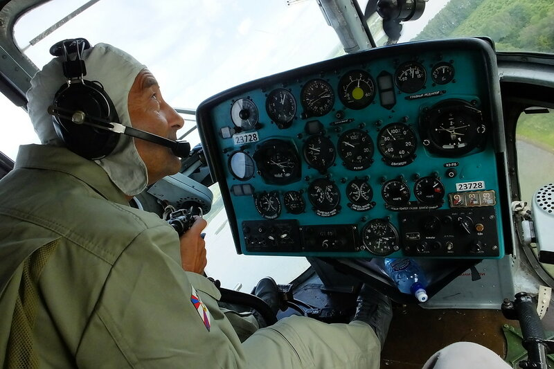 Наш пилот