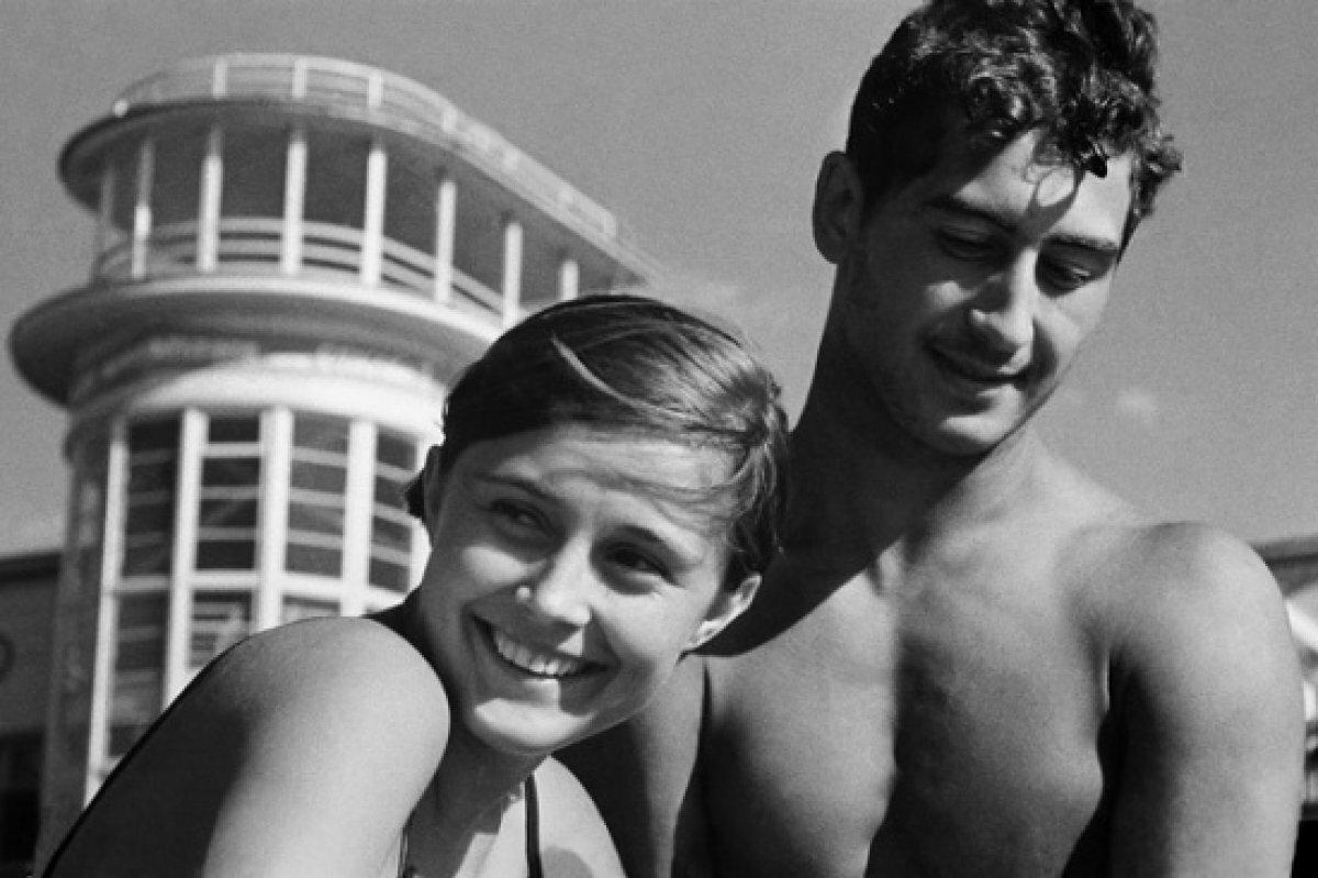 137. 1937. Молодость. Москва