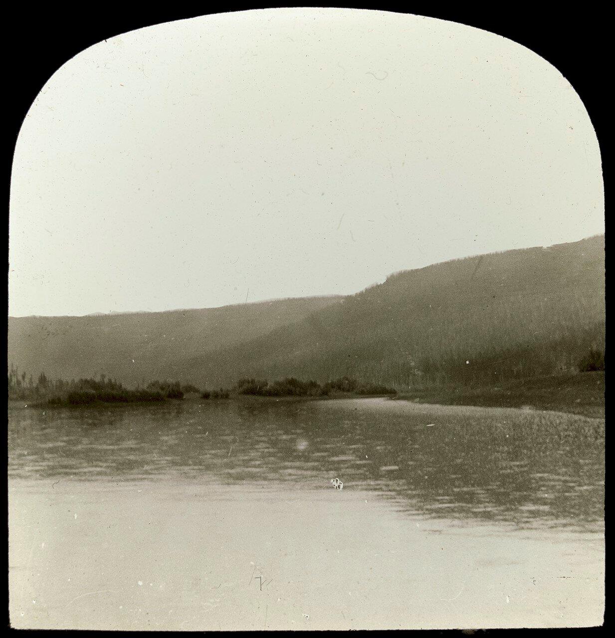 На реке Лена