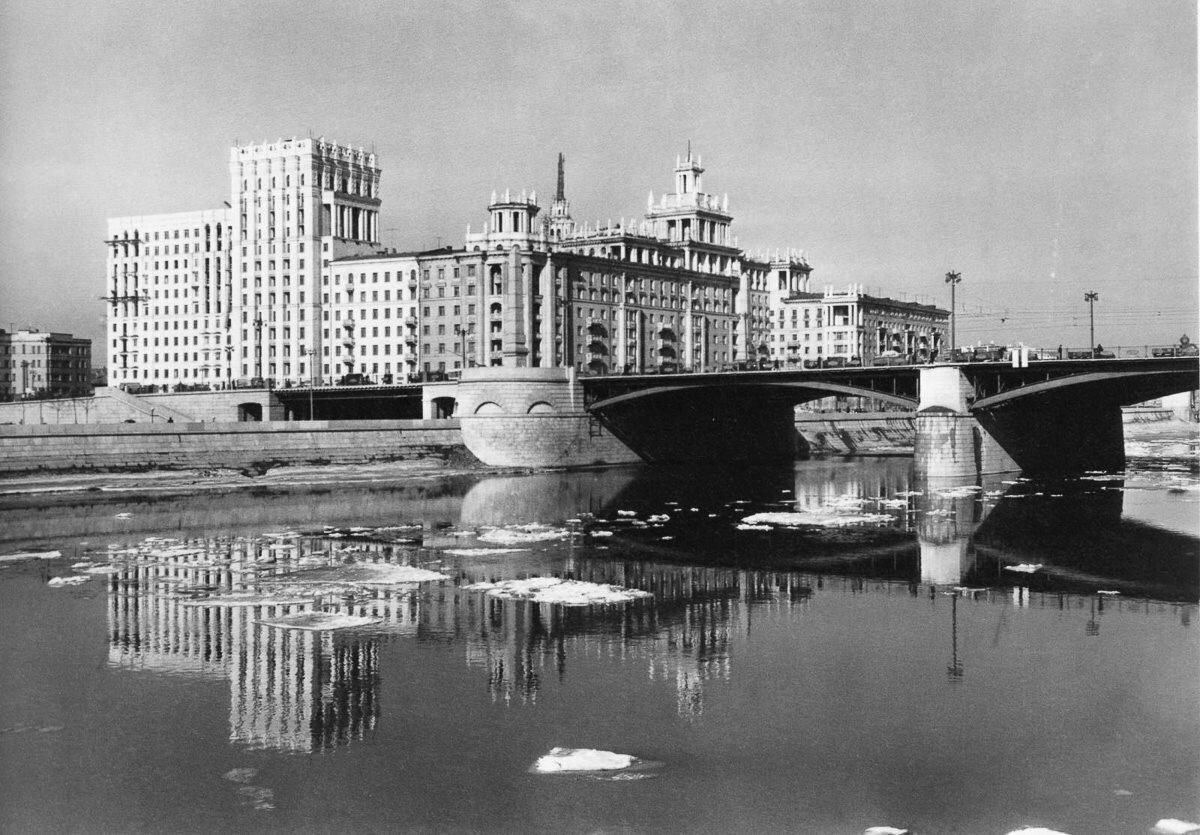 1950-е. Весна