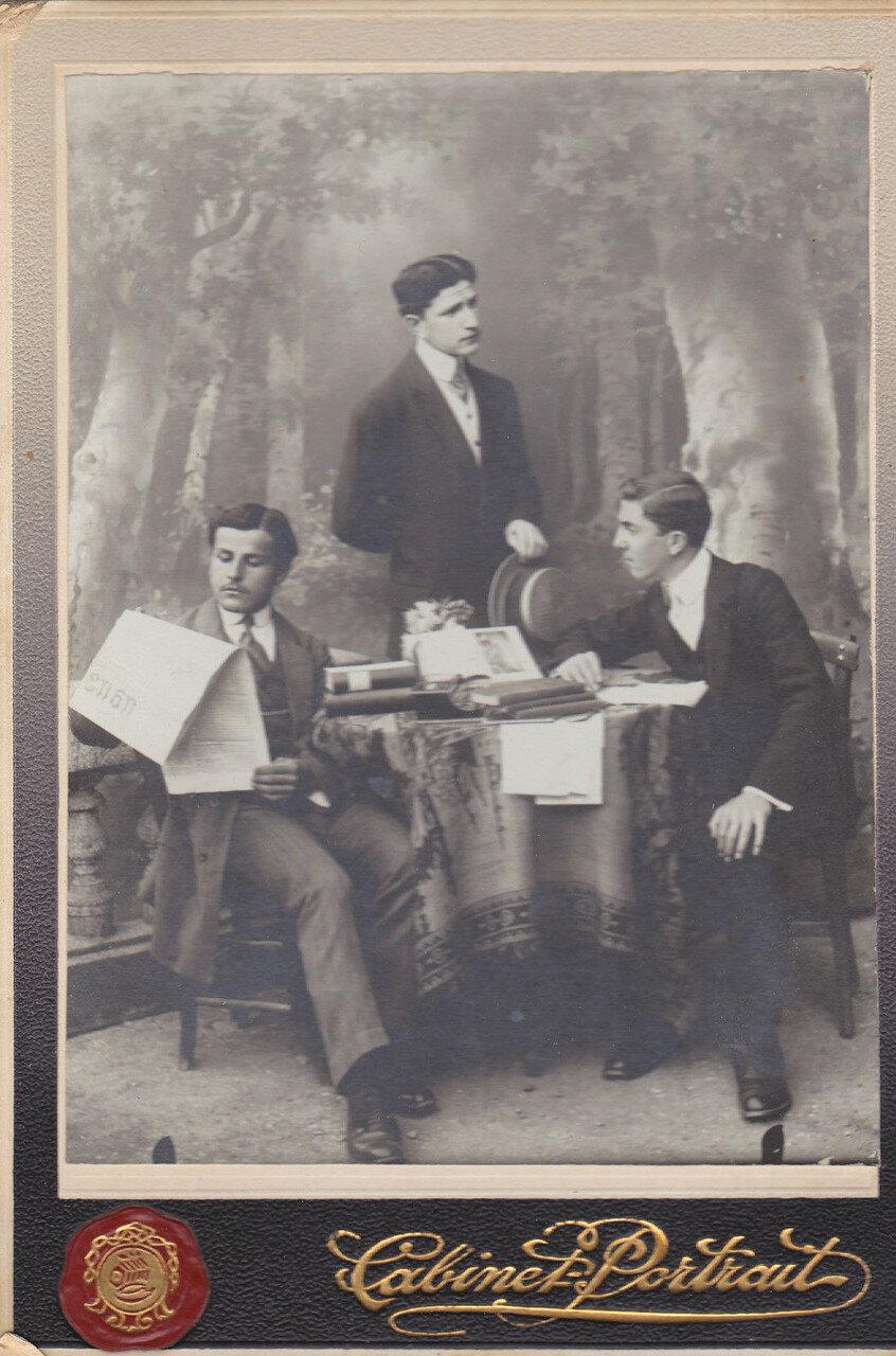 1912. Армяне из Эскишехира