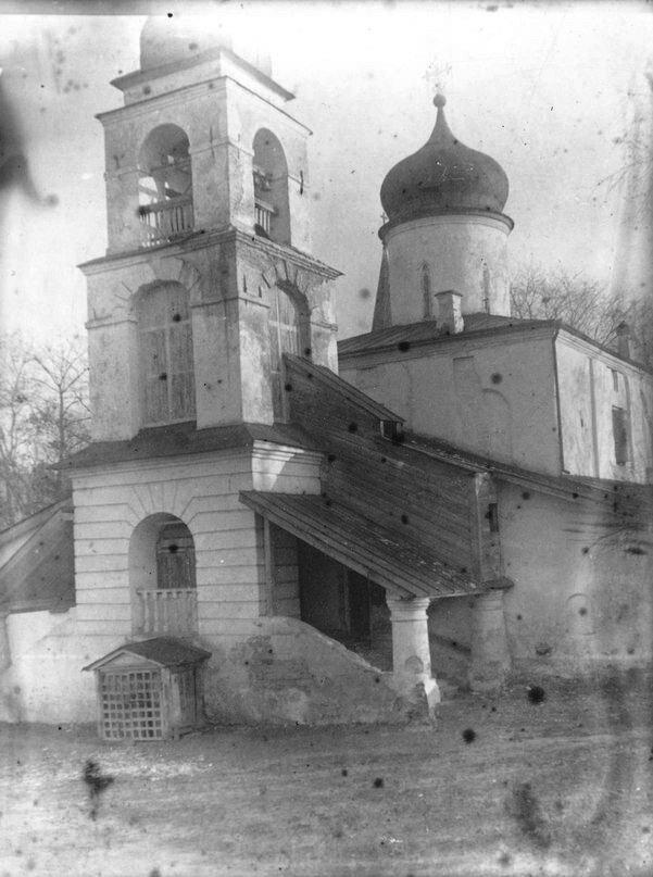 1930-е. Церковь Анастасии Узорешительницы