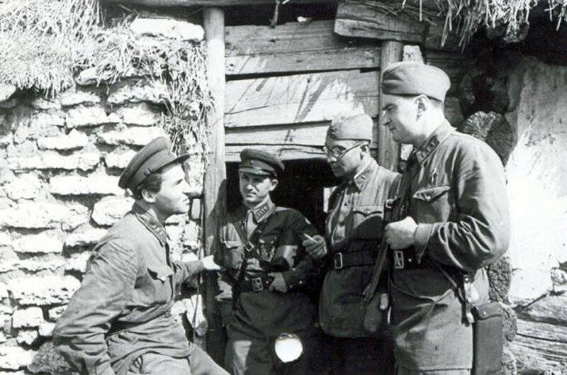 Константин Симонов стихи о войне, битва за Москву