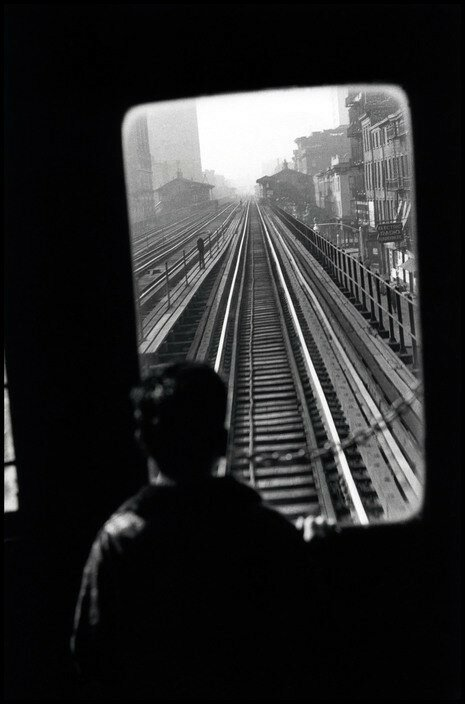 USA. New York. 1947. Third Avenue El.jpg