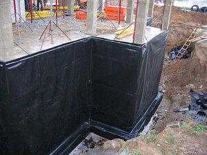 Защита от влаги - гидроизоляция строительных конструкций
