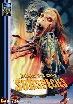 Subspecies 1 - Diener des Bösen (1991)