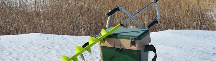 Зимняя рыбалка наокуня вЧелябинской области