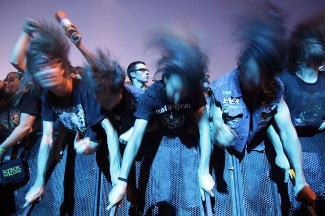 Как посещение концертов может ухудшить здоровье человека