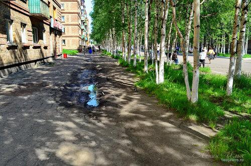 Фото города Инта №7715  Горького 4 и 2 21.06.2015_12:52