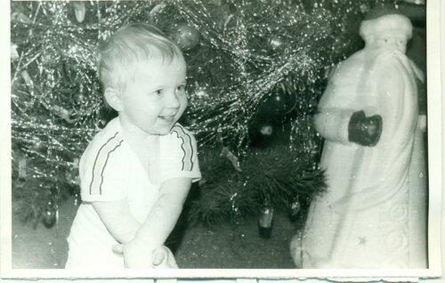 Я, ёлка и Дед Мороз