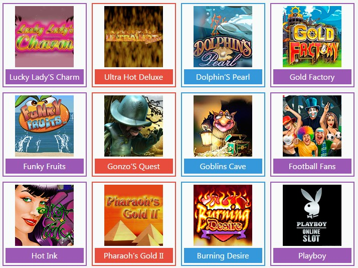 выбор онлайн игр