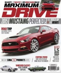 Журнал Maximum Drive - March-April 2015