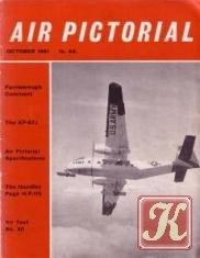Журнал Air Pictorial Magazine 1961-10