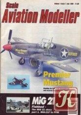 Журнал Scale Aviation Modeller International №7 1995
