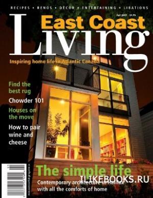 East Coast Living 2009 fall