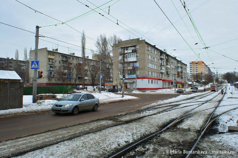 Заводской район, улица Огородная,01 февраля 2015 года