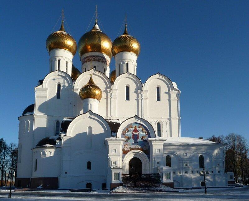 Ярославль, Успенский собор