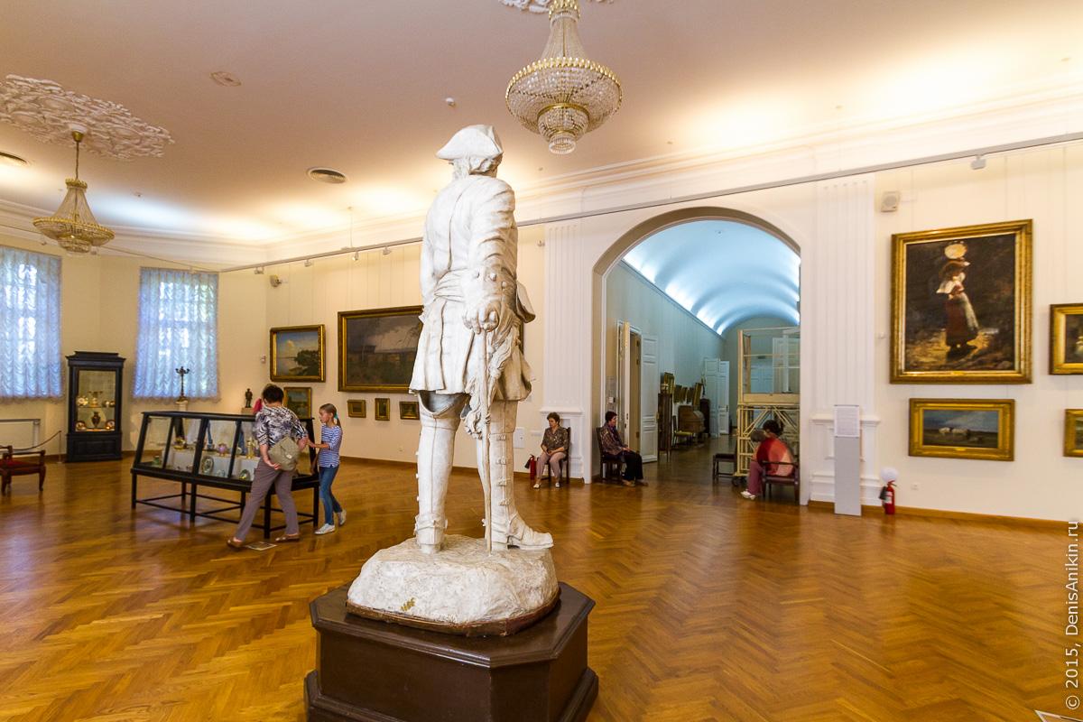 Художественный музей Радищева интерьер 22