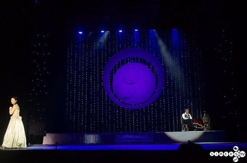 КОГДА УЛЫБАЮТСЯ ЗВЁЗДЫ Театрализованное представление
