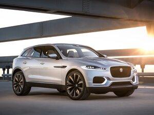 В 2016 году в продажу попадет первый кроссовер от Jaguar