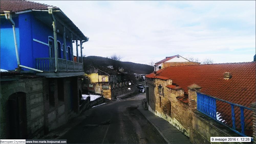 Один мой день в Грузии