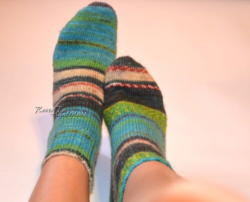 носки, носки спицами, носочная пряжа, пряжа Опал, пряжа Opal, yarn Opal, socks, knit socks, roventa-handmade