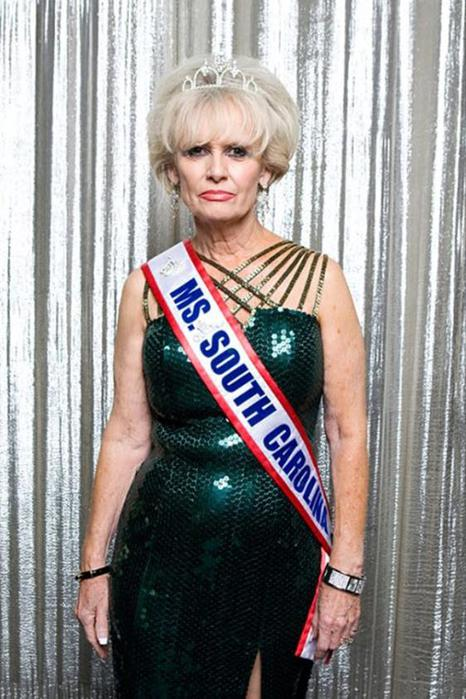 Пожилая Мисс Америка