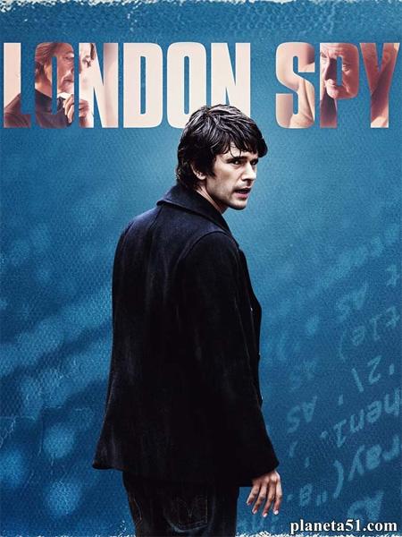 Лондонский шпион (1 сезон: 1-5 серии из 5) / London spy / 2015 / ЛО, СТ / HDTVRip (720p)