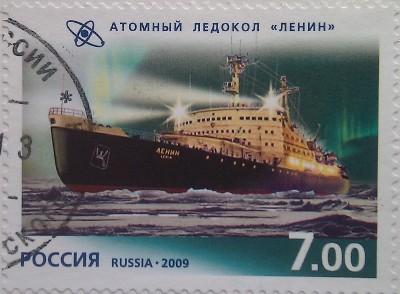 2009 ледокол  ленин 7