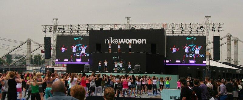 NikeWomen Tour Moscow