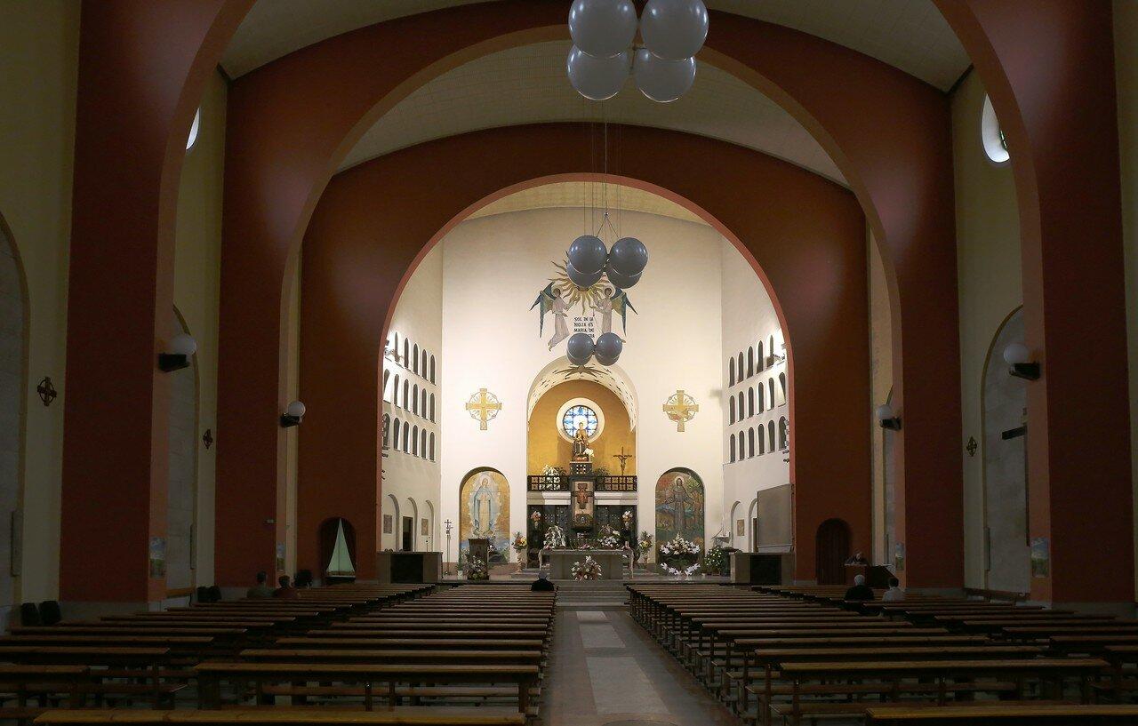 Логроньо. Церковь Святой Девы Вальванерской (Parroquia Nuestra Señora de Valvanera)