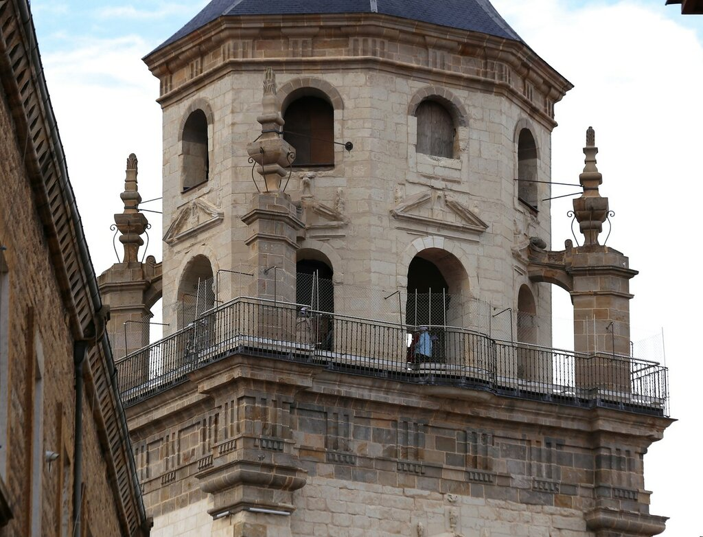 Виториа-Гастейс. Старый кафедральный собор (Catedral de Santa María de Vitoria)