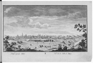 Видъ города Тары