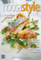 Журнал Noosa Style Living - Autumn 2014