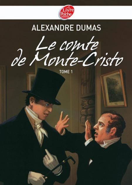 Книга « Le Comte de Monte-Cristo »