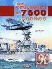 Книга Les croiseurs de 7600 tonnes