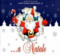Журнал I motivi piu belli a Punto Croce №43 - ... a Natale