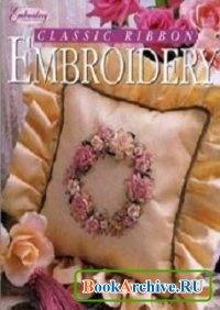 Книга Classic Ribbon Embroidery.
