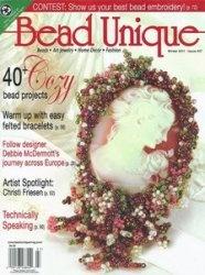 Журнал Bead Unique №27 Winter 2011