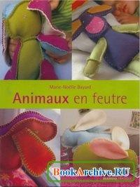 Книга Animaux en feutre