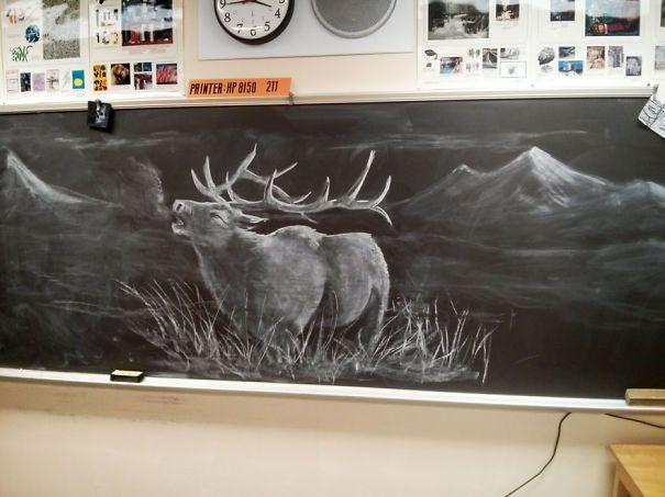 Учителя развлекаются
